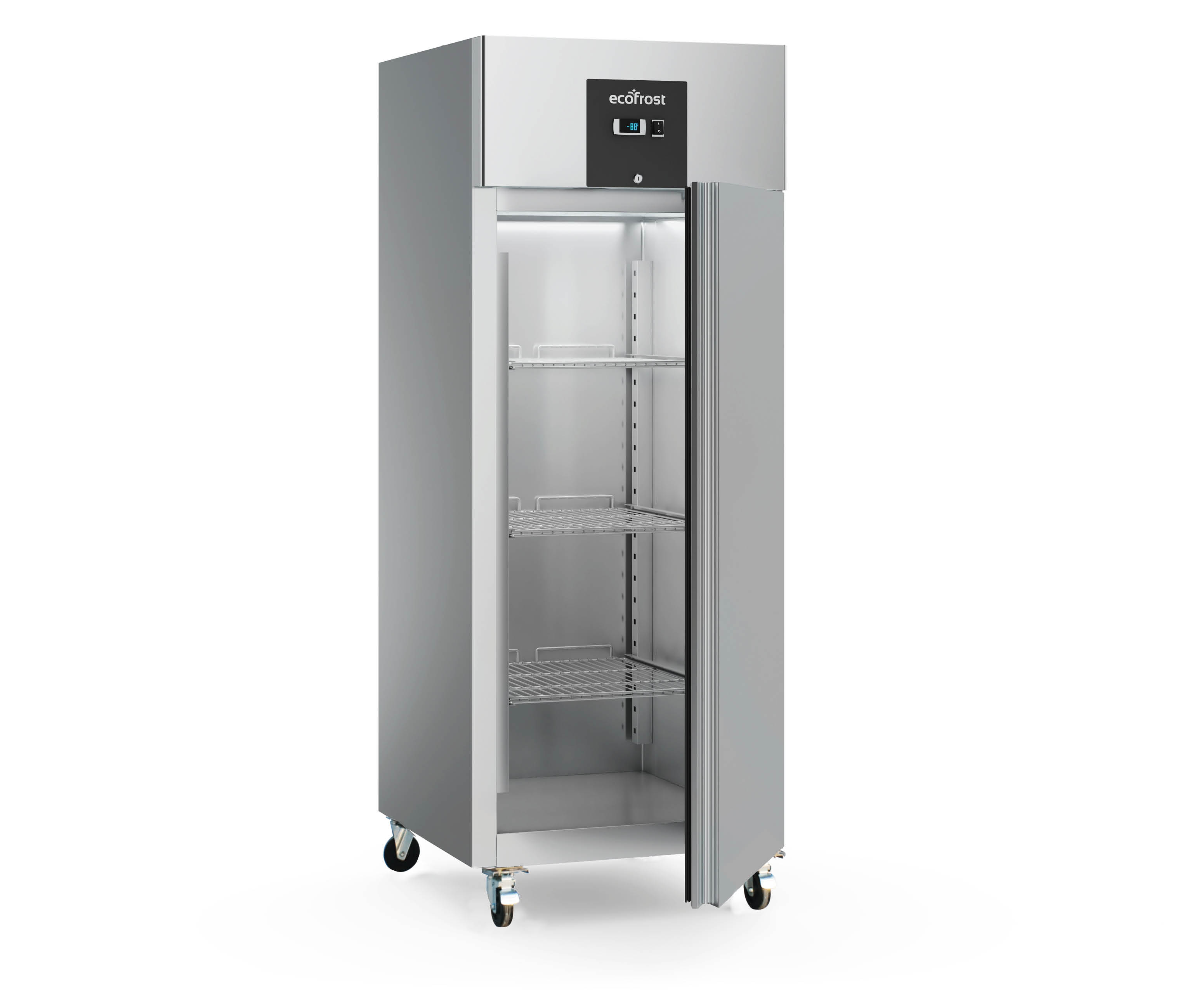 Ecofrost Upright Refrigerator 650ltr 2 8 176 C Ce Tech